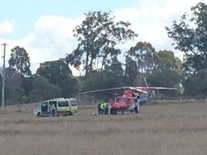 Fatal traffic crash at Glamorgan Vale