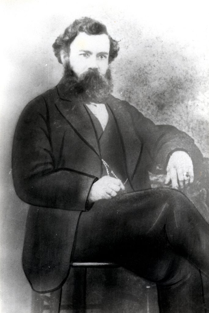 James Nash discovered gold in Gympie on October 16, 1867 and started the goldrush that saved Queensland from bankruptcy.