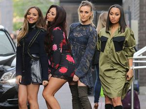 Little Mix storm out of Kyle and Jacky-O interview