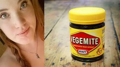 A woman with the alias Cassidy Boon wants to ban Vegemite.