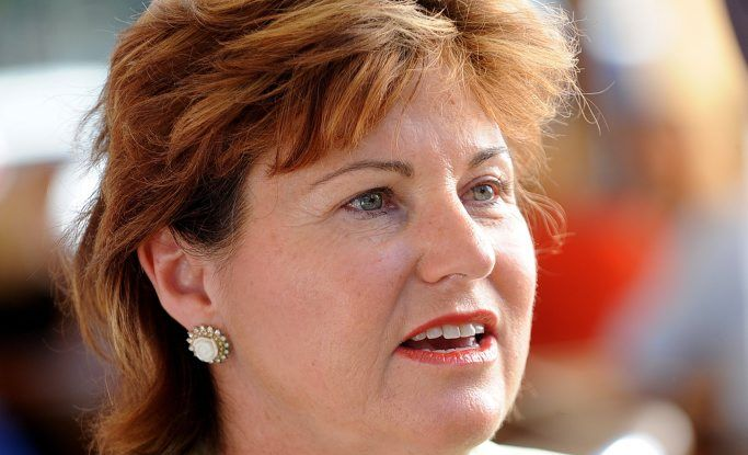 Police Minister Jo-Ann Miller praised the female inmates' service and rehabilitation efforts.