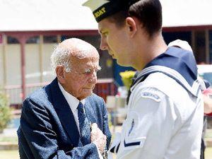 HMAS Maryborough crew remembered at 75th anniversary