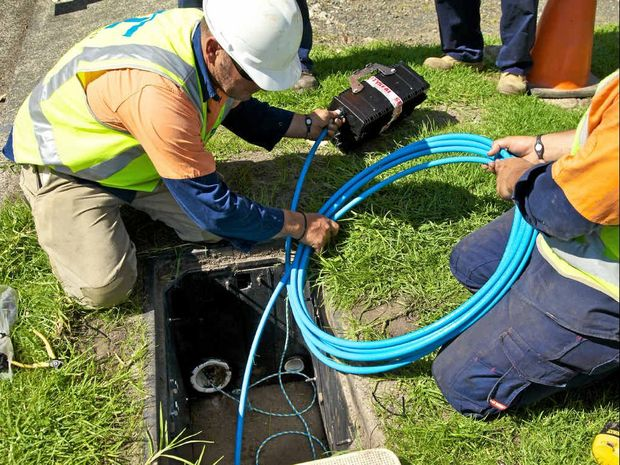 BETTER CONNECTED: Ipswich households will have access to the NBN in the next phase of the rollout.