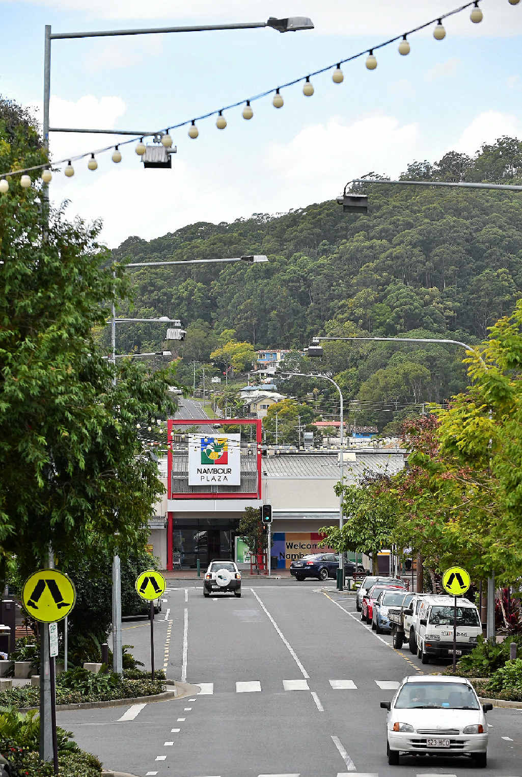 GOING LIVE: Plans are in motion which could transform Nambour into a beacon of hope for the music industry.