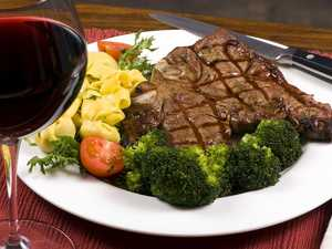 Suspended jail term for stealing four T-bone steaks