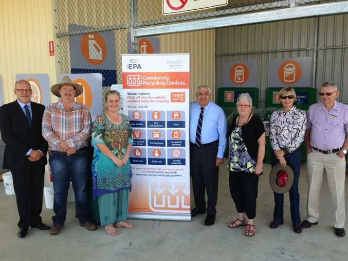 New recycling centre for Kyogle