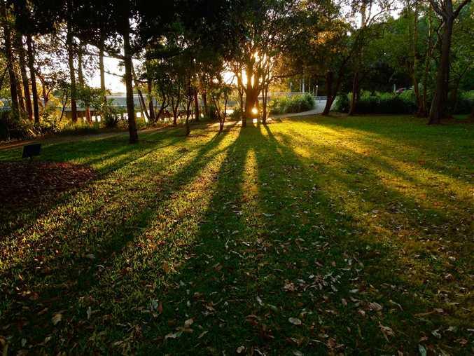 HIDDEN GEM: Crummunda Park at Wurtulla is set for a major face lift.