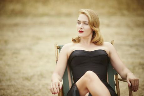 Kate Winslet in a scene from the movie The Dressmaker. Supplied by Universal Pictures. Photo to Ben King.