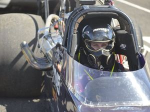 Red lights ends female drag racer's chance of Warwick win
