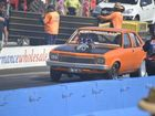 Andrew Lange was the overall winner at Dragfest 2015.