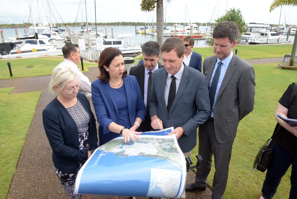 The State Government will investigate creating a State Development Area at the Port of Bundaberg to facilitate economic development and jobs growth.