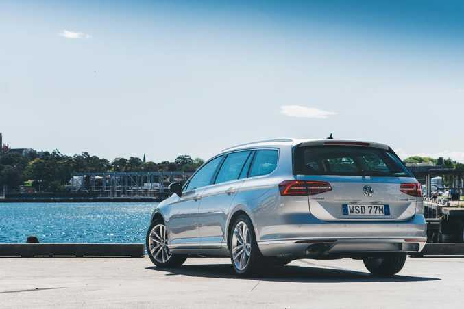 LONG OPTION: Wagon variants add extra style for just a $2000 premium over the sedans.