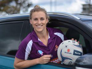 Star's Cars: Australian netballer Gabi Simpson