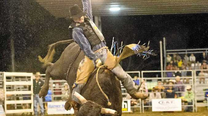 PBR LEADER: Singleton's Cody Heffernan is currently ranked number one in the PBR standings for 2015.