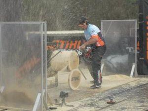 2015 Australian STIHL Timbersports Series