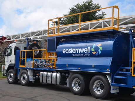 A spokesman said Easternwell would continue to support employees, and work closely with its clients to maintain a sustainable workforce.