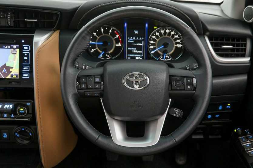 Toyota Fortuner. Photo: Contributed.