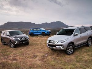 New Toyota Fortuner 4x4 priced under $50,000