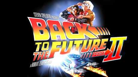 The Toowoomba region is celebrating Back To The Future Day. Photo Contributed