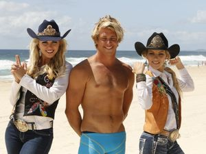 Rodeo queens hit the Gold Coast