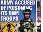 Army accused of poisoning troops in anti-malaria drug trial