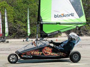 Blokarts ready for 'iconic' Cape Hillsborough regatta