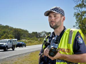 Speeders galore: No fixed camera for Gladstone Benaraby Rd