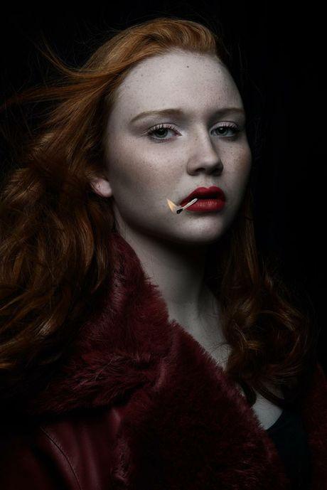 IMPACT Ensemble actress Grace Lofting.