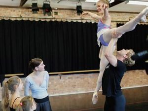Sunshine Coast dancer launches ballet competition