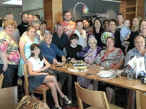 90th birthday celebrations for McLucas couple