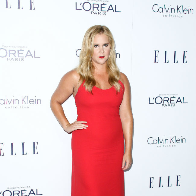 Amy Schumer at the 22nd Annual ELLE Women in Hollywood Awards.