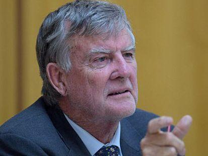 Liberal senator Bill Heffernan says the list police have is