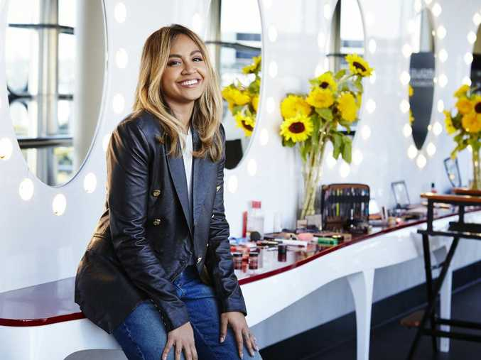 Jessica Mauboy will star in the new TV series The Secret Daughter for Channel 7.