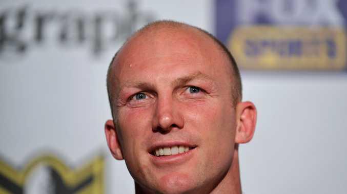 Darren Lockyer is being groomed to take over as Queensland Origin coach from Mal Meninga.