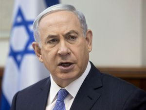 Netanyahu blames Holocaust on Palestinian leader
