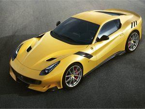 Ferrari's F12tdf track ready masterpiece