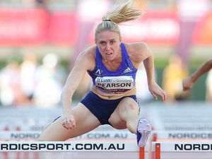 No hurdle too big for golden girl Sally Pearson