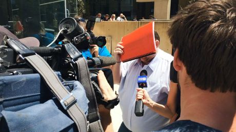 A FORMER Ipswich scout leader accused of 129 child exploitation offences was granted bail at Ipswich Magistrates Court today. Photo: Chris Owen / The Queensland Times