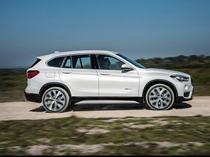 BMW X1 road test and review