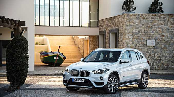 2015 BMW X1. Photo: Contributed