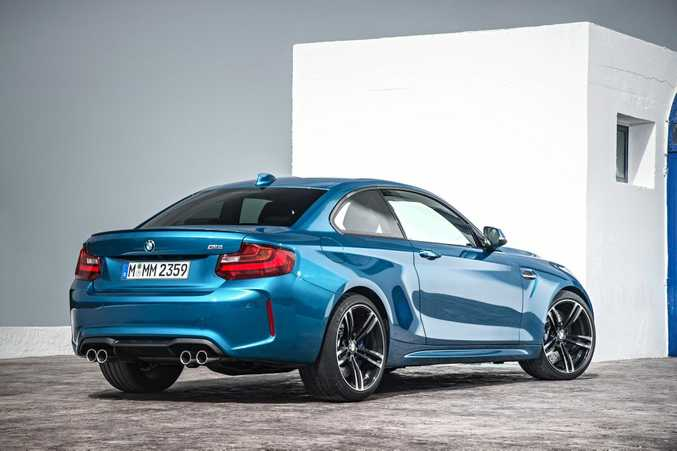 2016 BMW M2 Coupe. Photo: Contributed