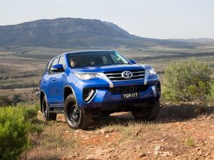 Toyota Fortuner 4x4 road test and review