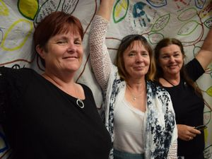 Reclaim the Night event marks 20 years