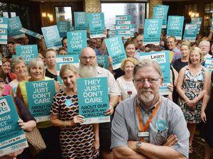 Strike action not over yet for Catholic school teachers