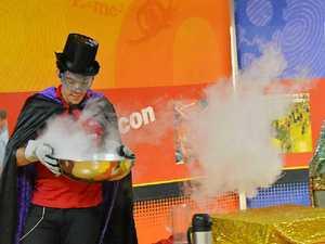 Questacon Science Circus visits Kingaroy