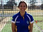 WATCH THIS SPACE: Angela Reakes, 24, hopes one day to play cricket for Australia and has moved to Canberra to assist with that goal in mind.