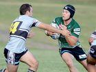 Ipswich Jets versus Tweed Seagulls at North Ipswich. Jets #6 Josh Cleeland. Photo: Kate Czerny / The Queensland Times