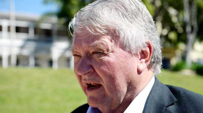 Flynn MP Ken O'Dowd says the ACTU is using