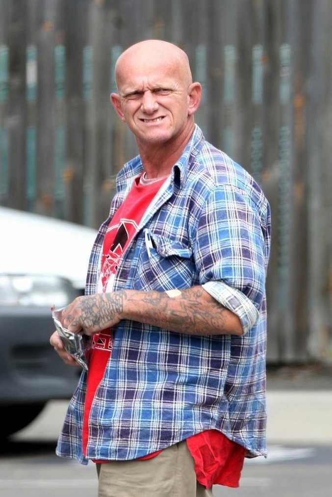 Convicted rapist Jeffery Voois. Photo: The Queensland Times