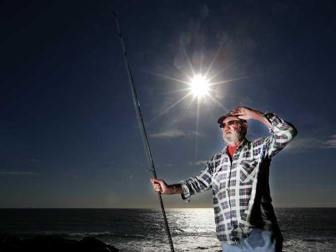 Tweed fisherman Mr Edwin